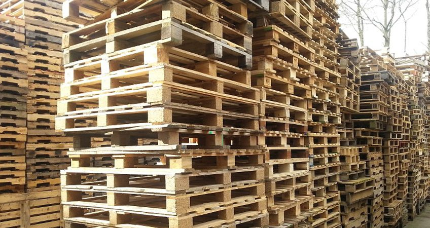 Quality Recycled & Used Pallets Delivered Fast & Free to anywhere in the Twin Cities Metro area.